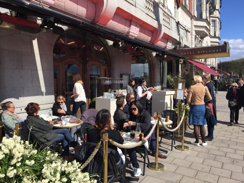 hotell diplomat stockholm priser