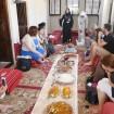 Lunch på Sheikh Mohammed Centre for Cultural Understanding