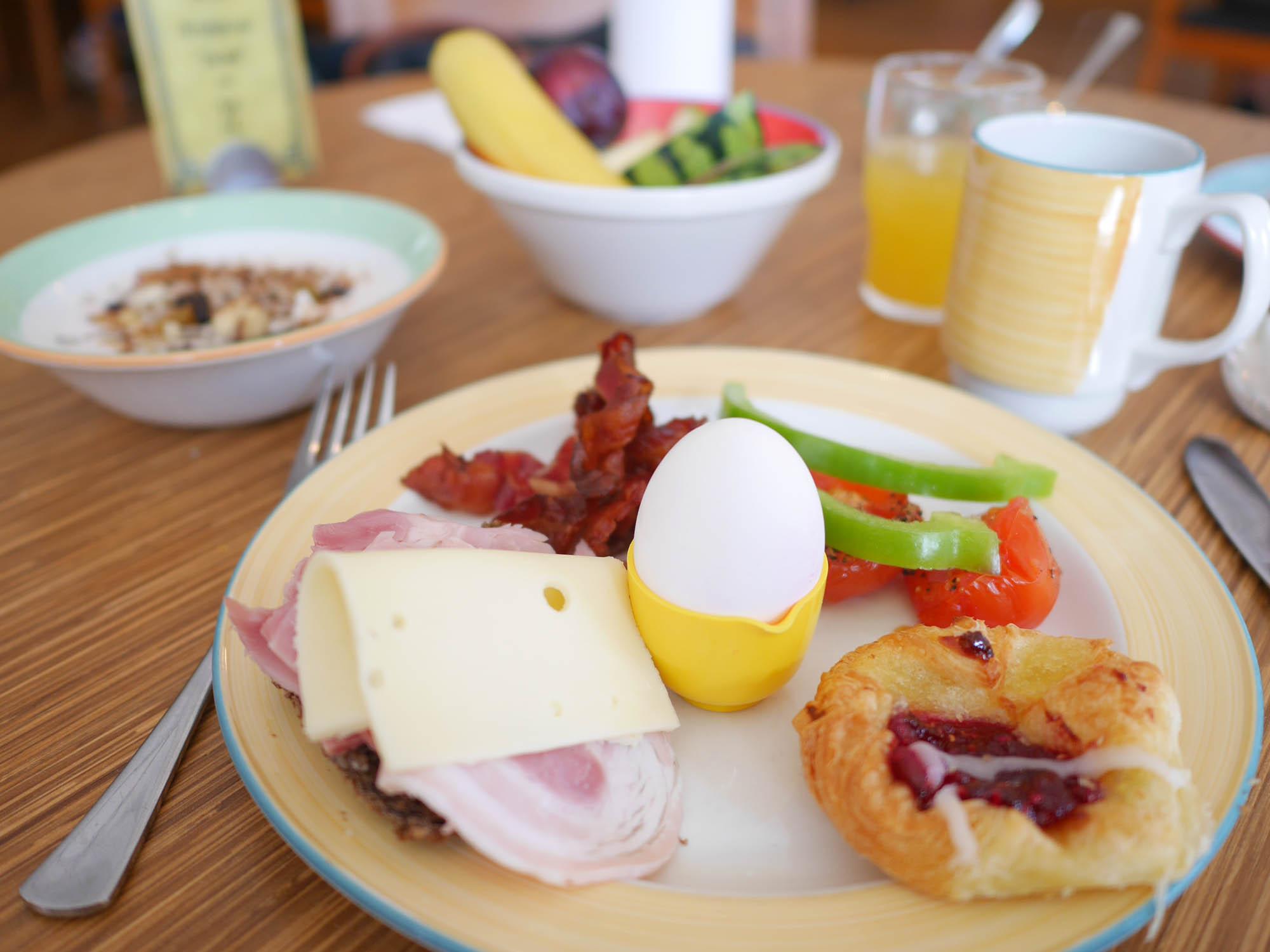 frukost clarion post göteborg
