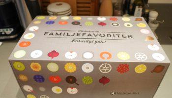 Matkasse Matkomfort Familjefavoriter