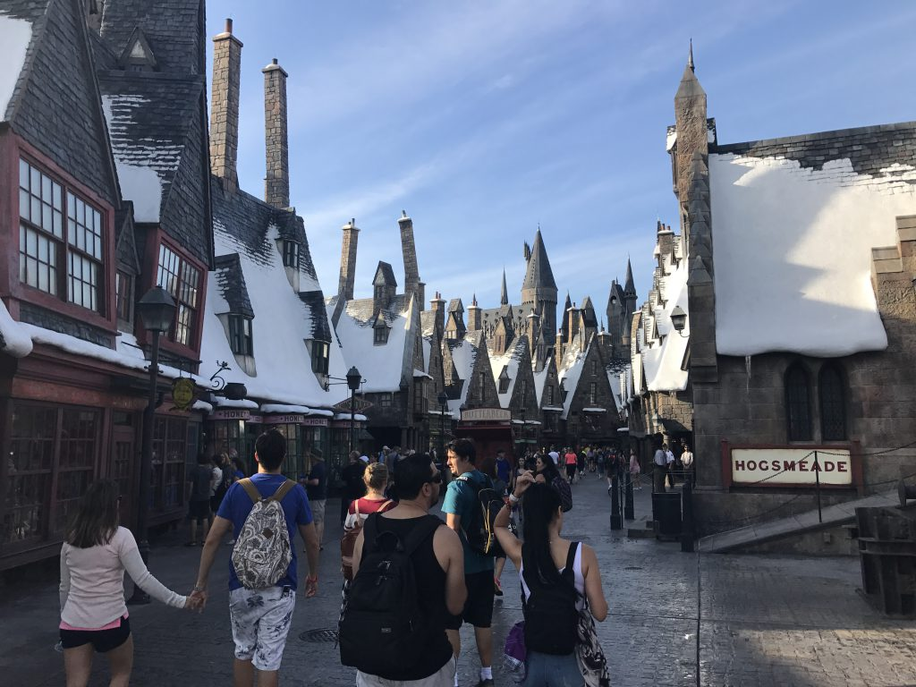 Universal Orlando Harry Potter