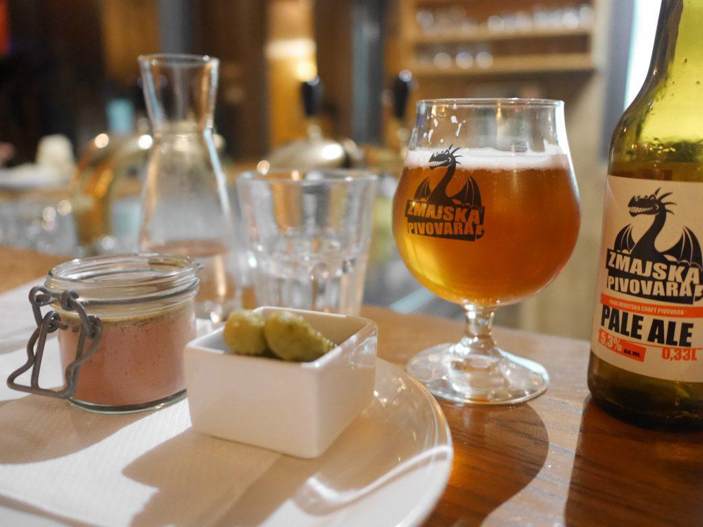 Zagrebs bästa restauranger Mali Bar