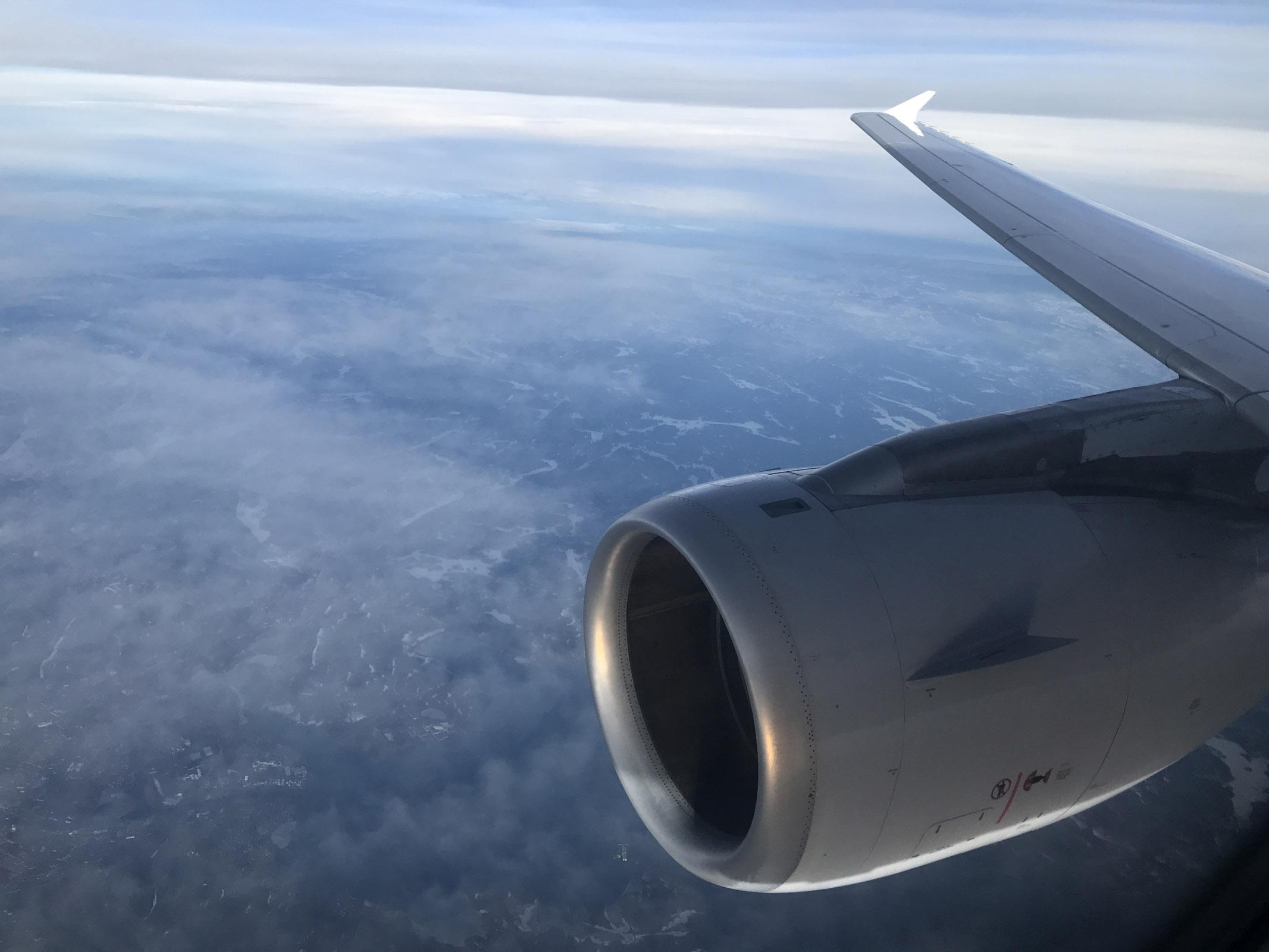 Billigaste flyget till Hamburg