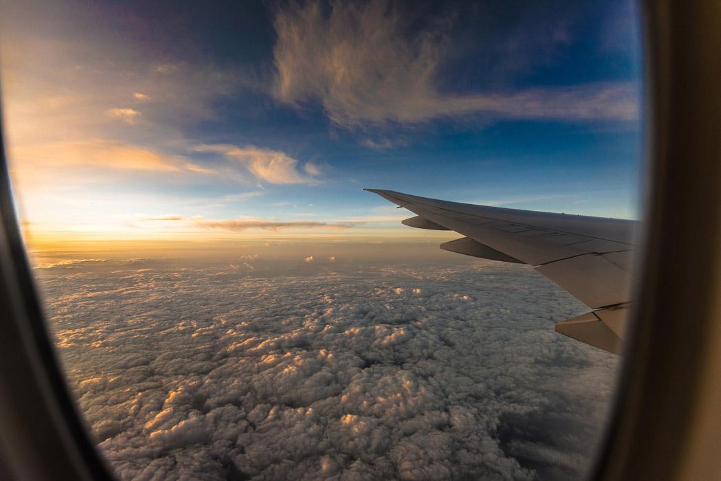 Bästa kreditkortet för att samla poäng för flyg