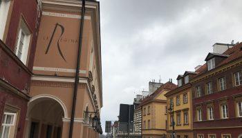 Boutiquehotell i Warszawa  – Mamaison Hotel Le Régina Warsaw