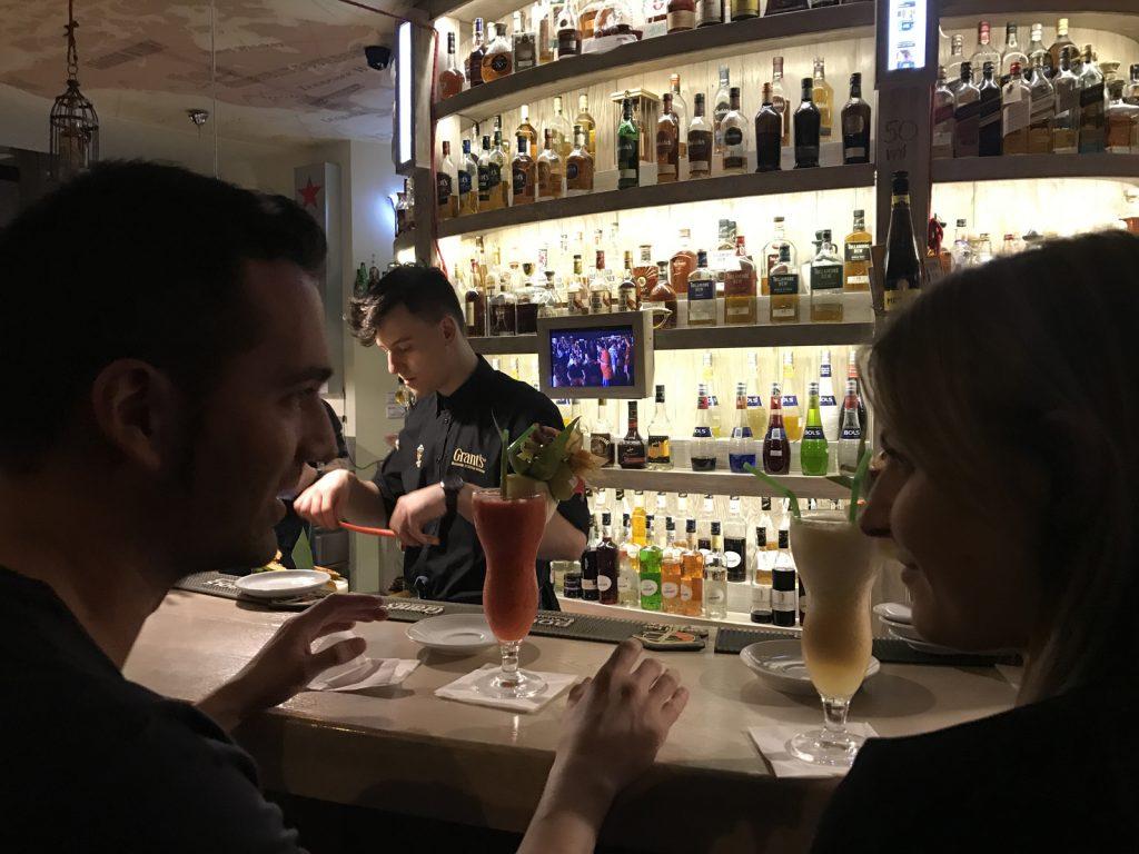 Coctailbar Warszawa Coctail Bar Max
