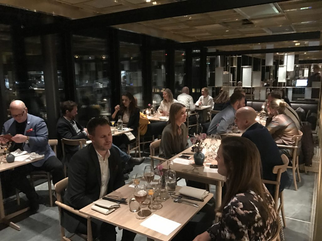Restaurang Tak Stockholm