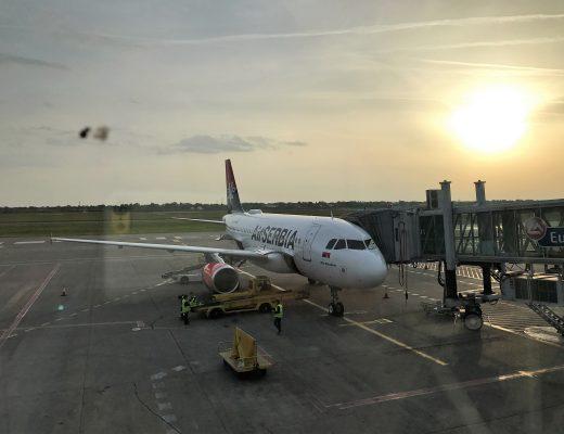 Air Serbia Belgrad