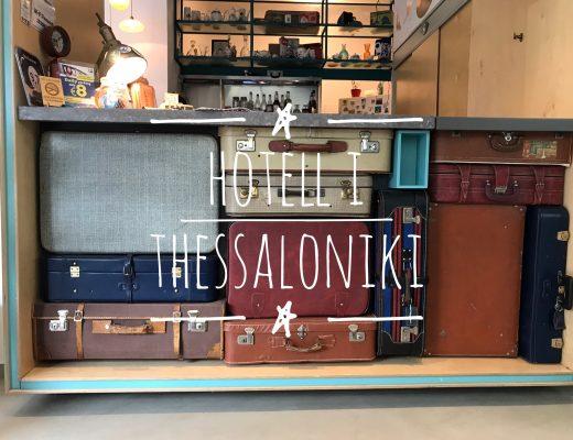 Hotell i Thessaloniki