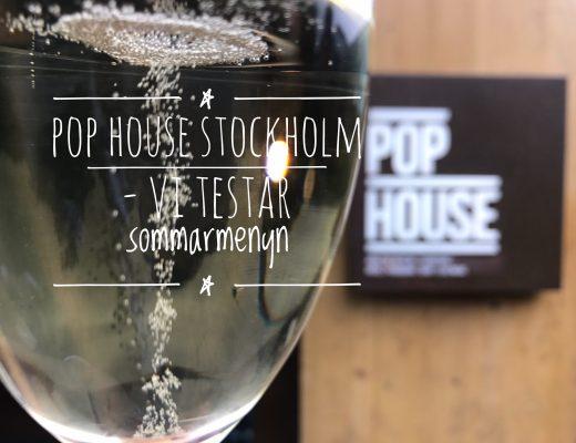 Pop House Stockholm