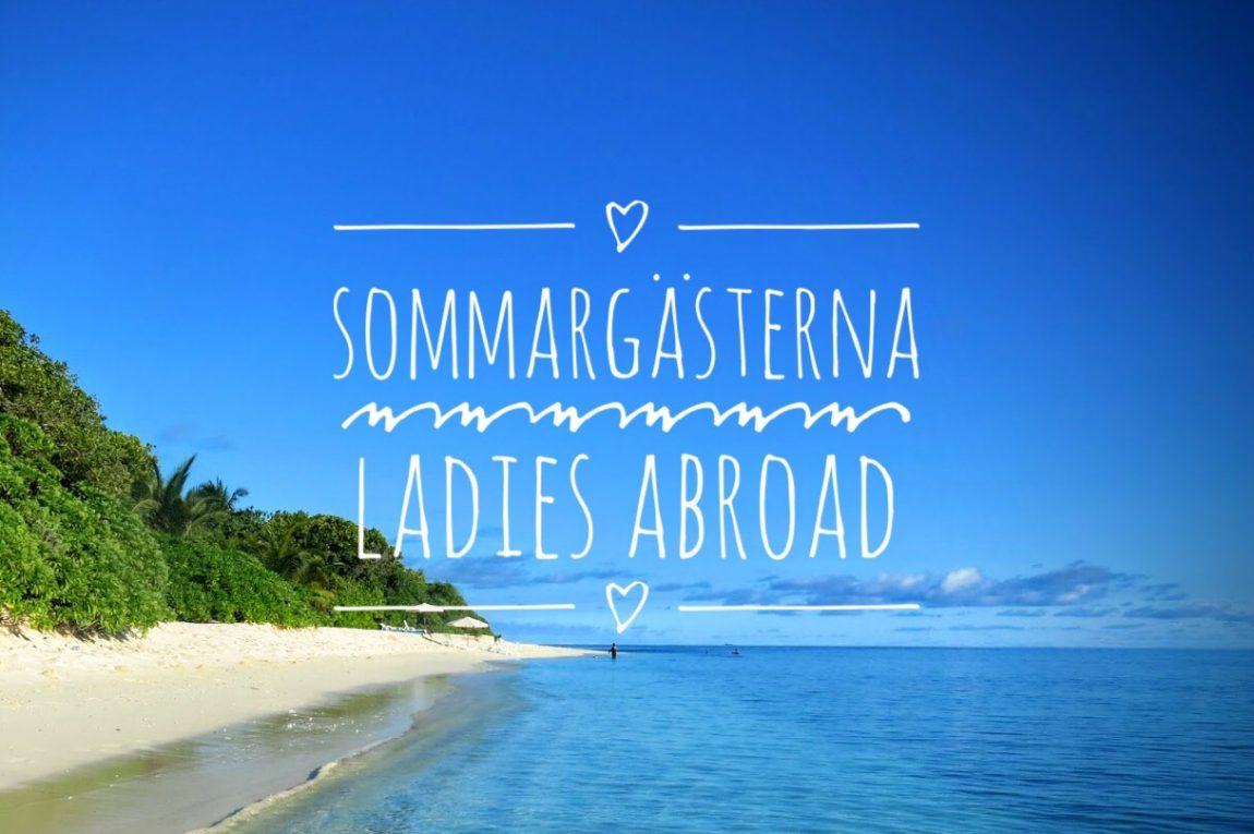 Sommargästerna Ladies Abroad
