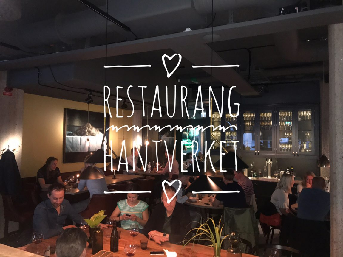 Restaurang Hantverket