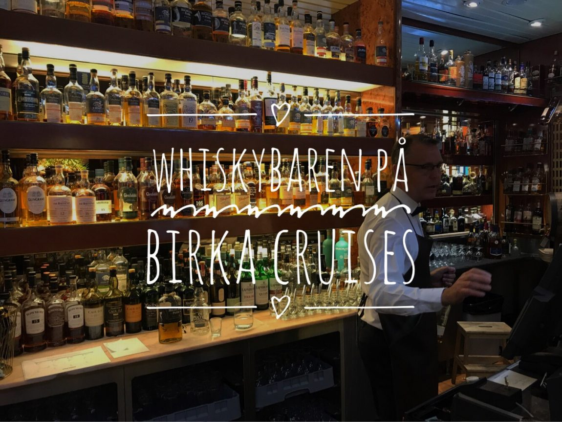 Birka Cruises Whiskybar