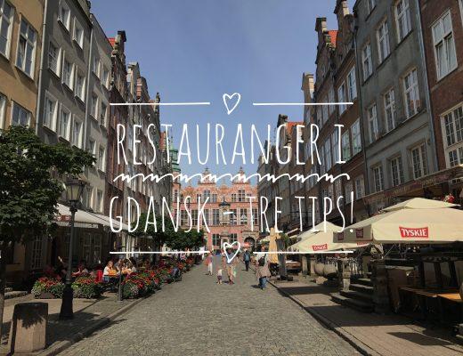 Restauranger i Gdansk -
