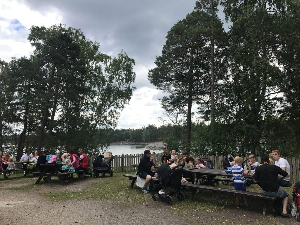 Restauranger på Furuvik