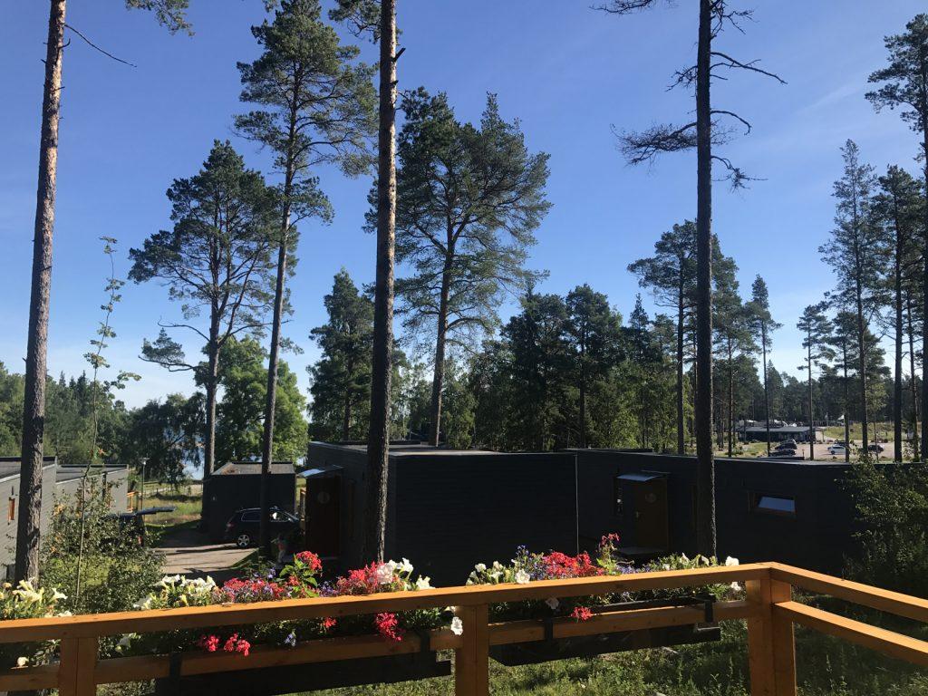 Havsstuga på Furuviks camping