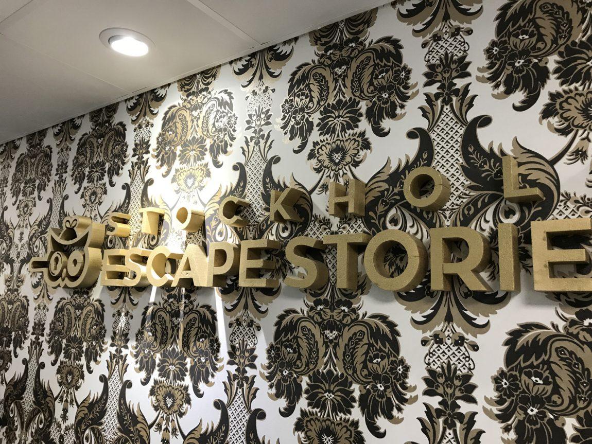 Escape Stories Stockholm