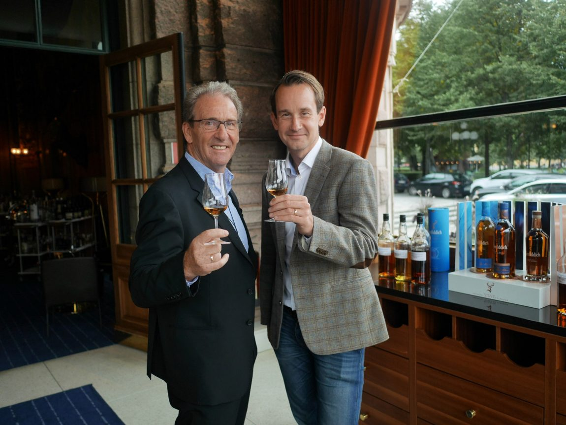 Glenfiddich Cask Collection - vi testar Glenfiddichs nya taxfreewhisky