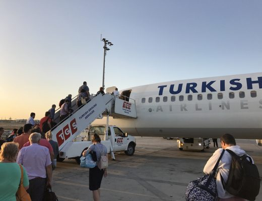 Turkish Airlines till Istanbul