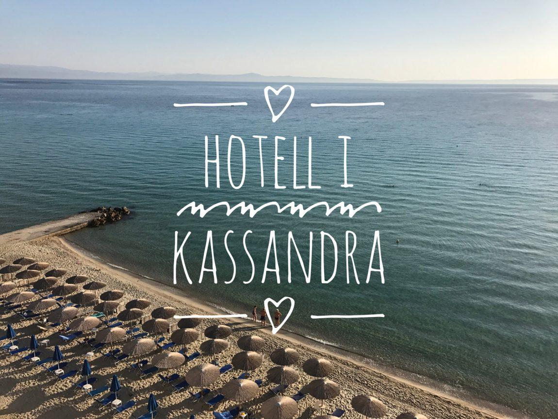 Hotell i Kassandra