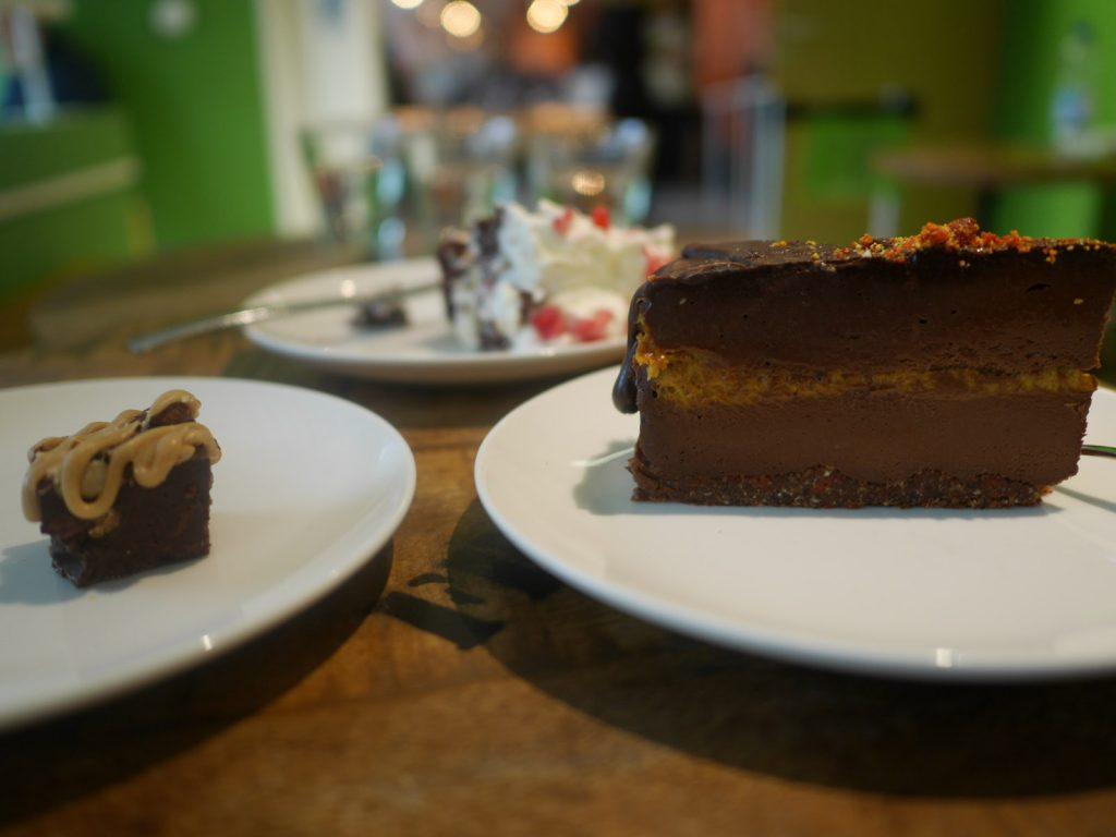 Silvoplee - Raw food cafe i Helsingfors