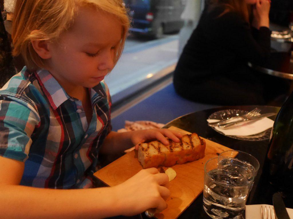 Bra restaurang i Helsingfors - The Cock