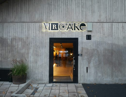 Mr Cake entré