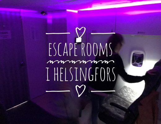 Escape Rooms i Helsingfors