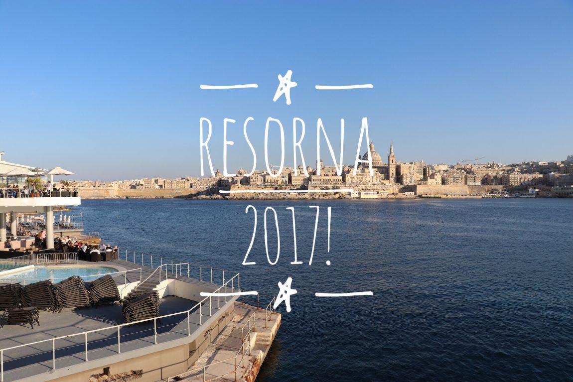 Året som gått 2017 - Resorna