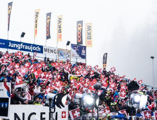 Lauberhorn Ski Race i Wengen