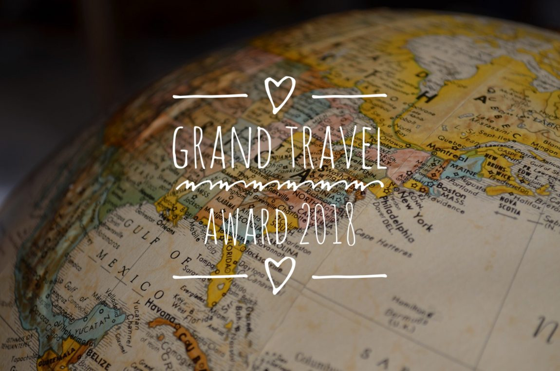 Grand Travel Award 2018