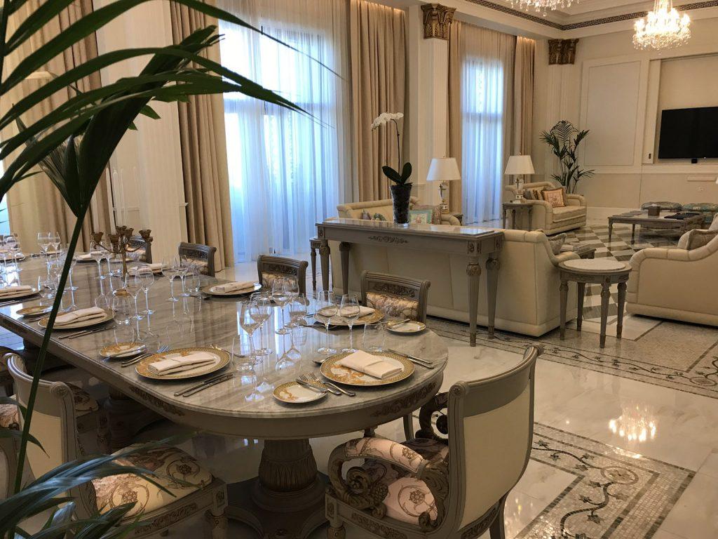 Palazzo Versace i Dubai
