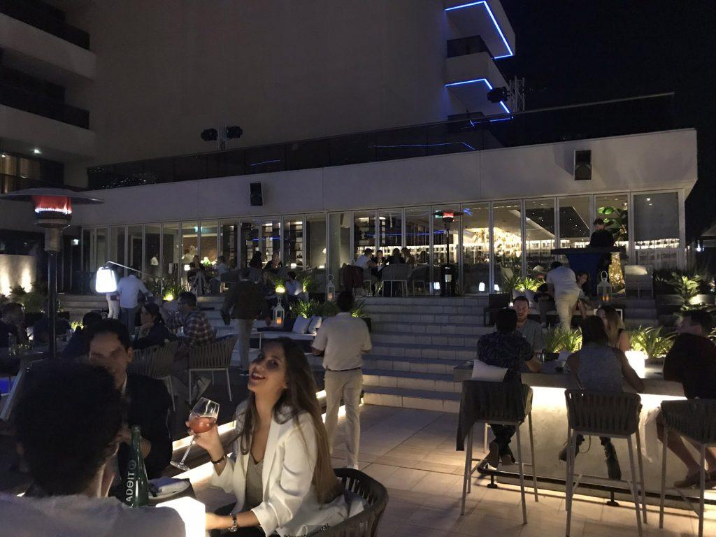 Takbarer i Dubai - Buddha Bar