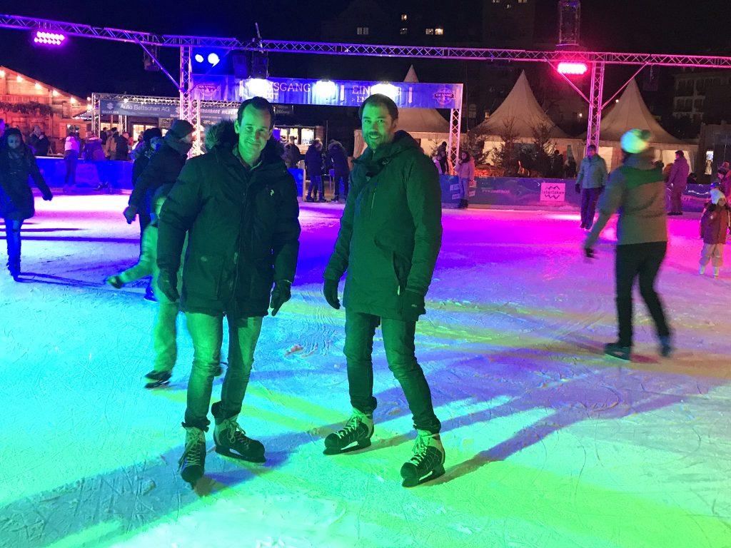 Ice Magic i Interlaken