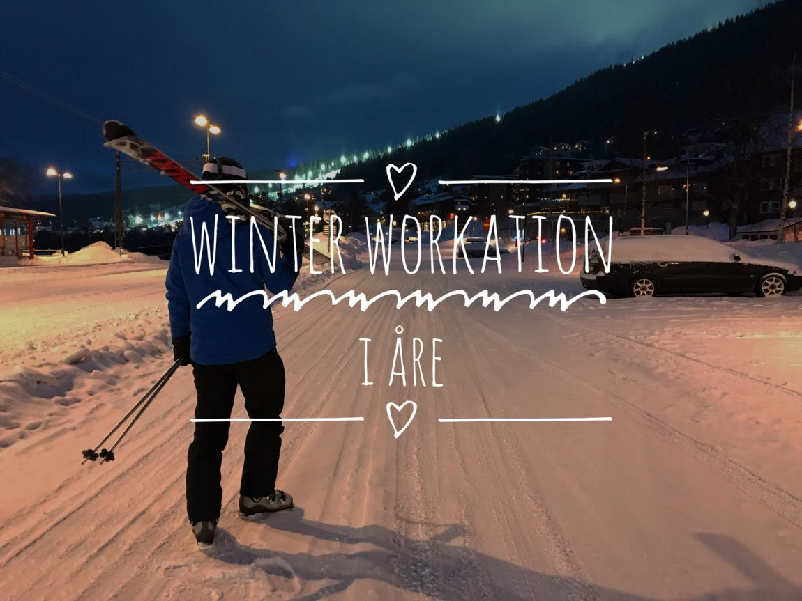 Winter Workation med Influencers of Sweden