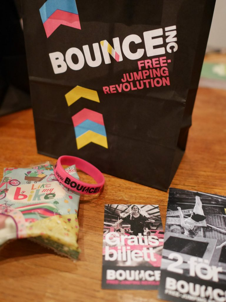 Kalas på Bounce
