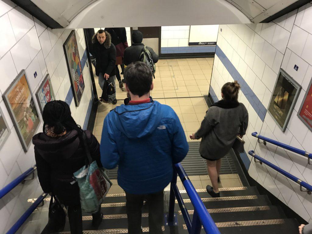 Tunnelbana i London