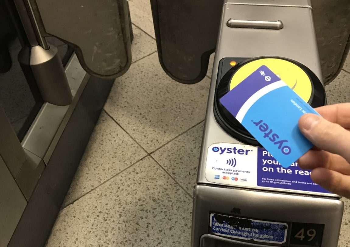 how to buy oyster card london