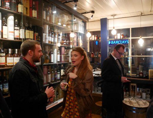 Hemliga barer i London The Vault SoHo