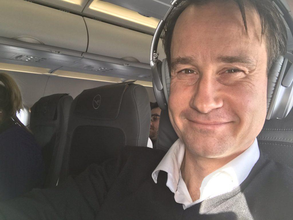 Flyg från Stockholm till Frankfurt