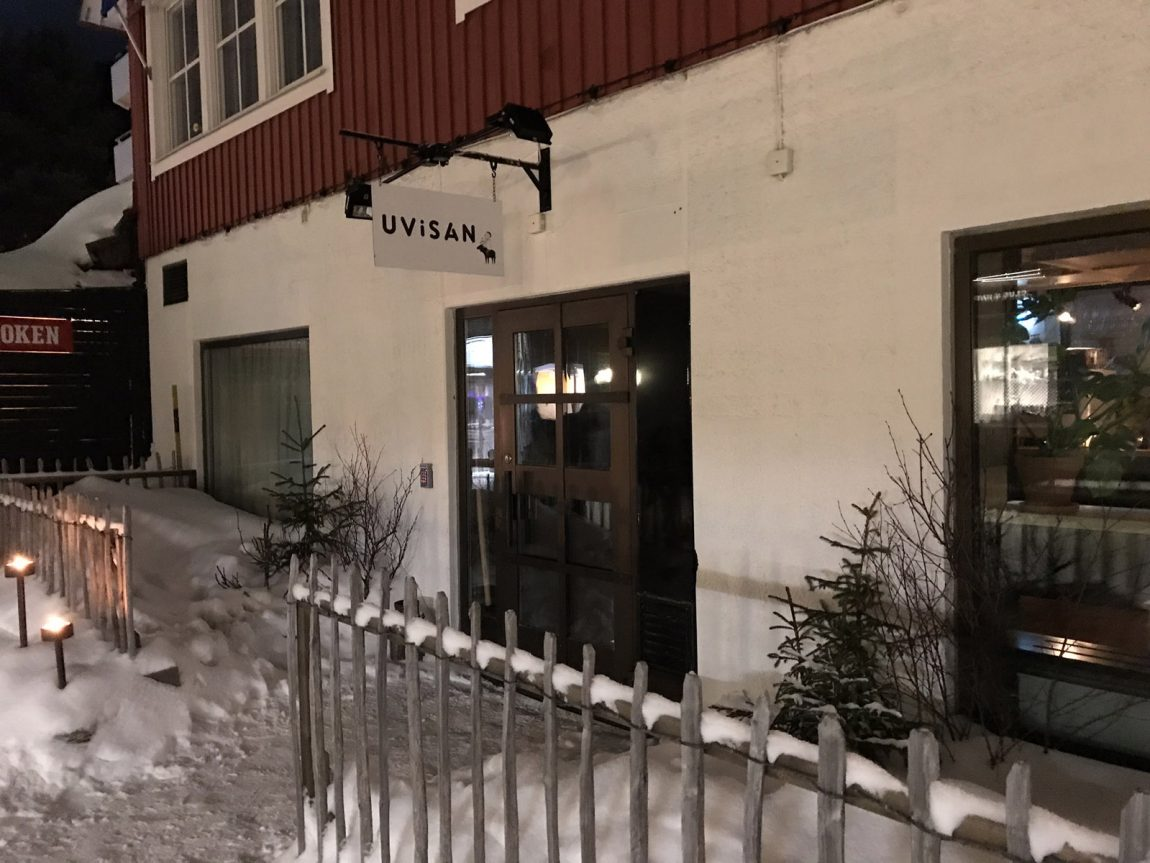Uvisan - Japansk pop-up i åre
