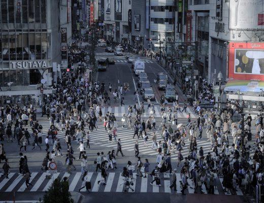 Drömresan 2018 Japan