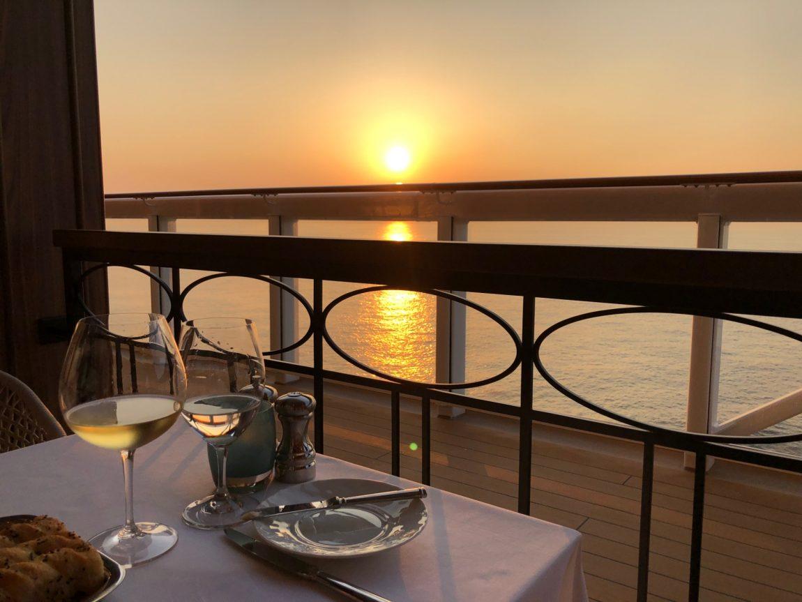 Restauranger och barer på Norwegian Bliss