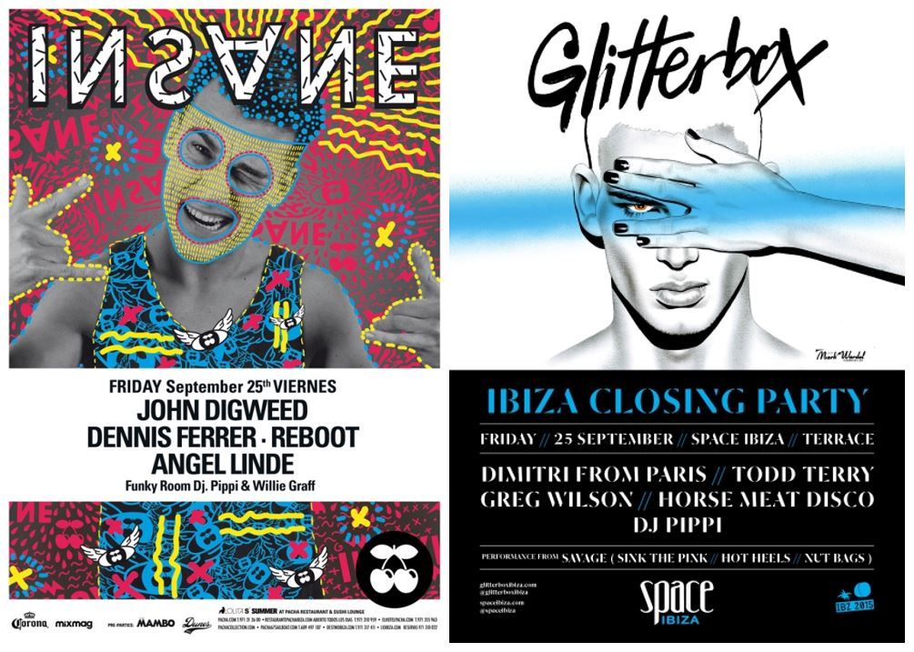 Ibiza clubs