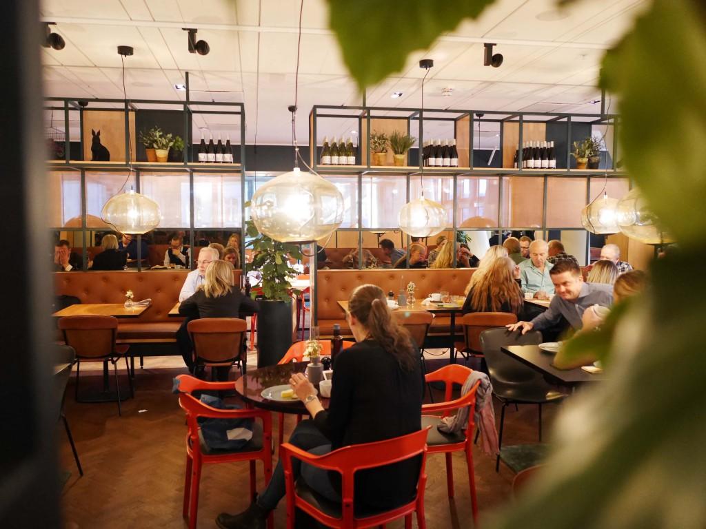 Restaurang i Scandic Continental