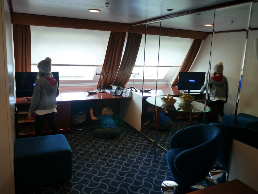 Svit på Tallink Silja