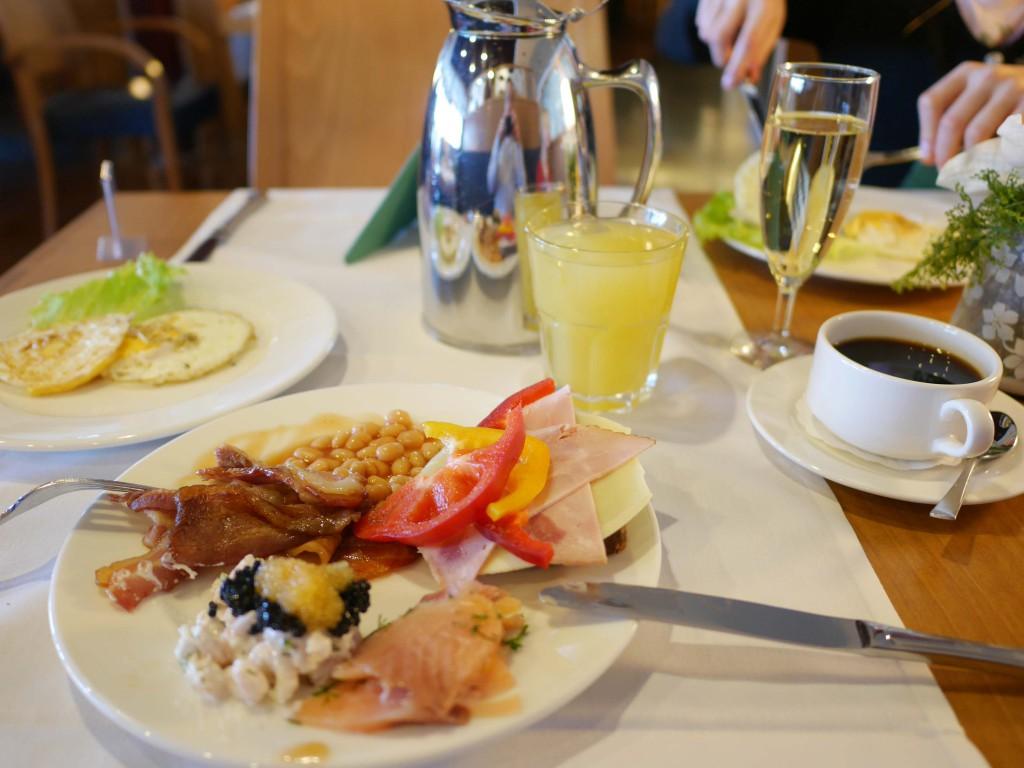 Frukost Tallink Silja