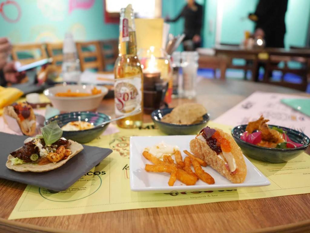 Mat på Fiesta Gröna Lund