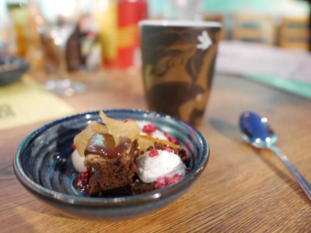 Dessert på Fiesta Gröna Lund