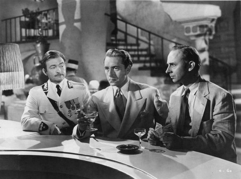 Bild från filmen Casablanca, lånad från imdb.com